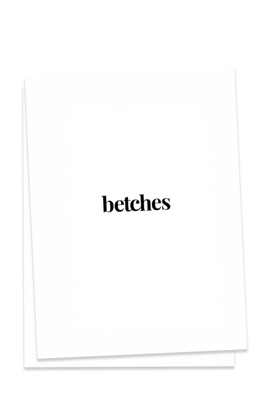 I'd Double Tap That Valentine's Day Holiday Card | Shop Betches Stationery