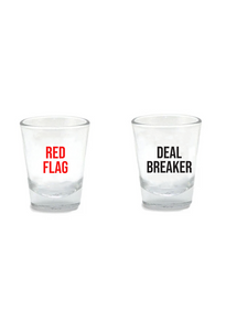 RFDB Shot Glass Set