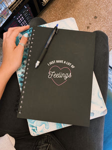 Feelings Notebook