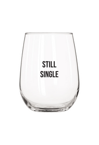 Still Single Wine Glass