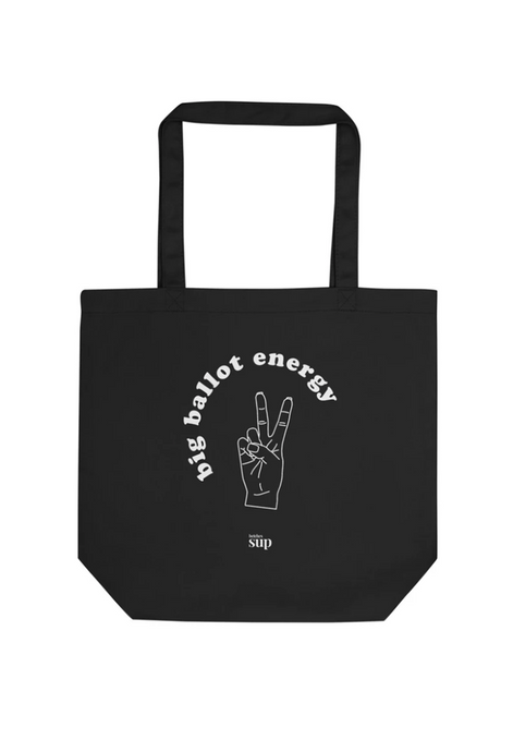 Big Ballot Energy Tote Bag