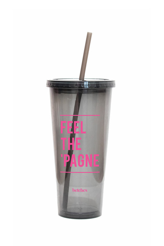 Feel The 'Pagne Tumbler