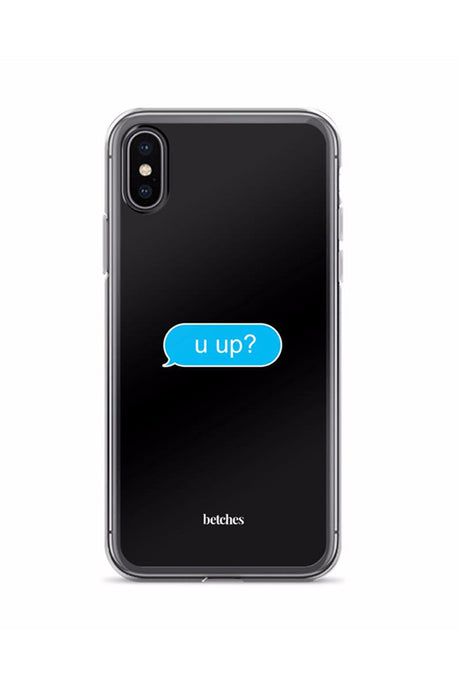U Up? Phone Case