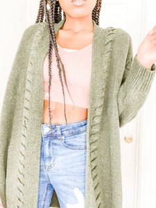 HARBOR CARDIGAN