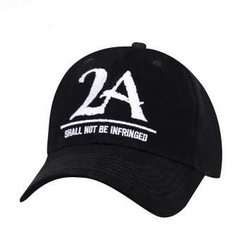 "2A ""Shall Not Be Infringed"" Low Profile Cap"