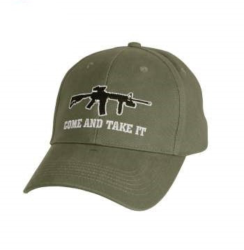 Come and Take It Low Profile Cap