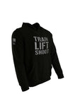 Train Lift Shoot - Spirit of '76 Hoodie Men's & Women's Hoodie