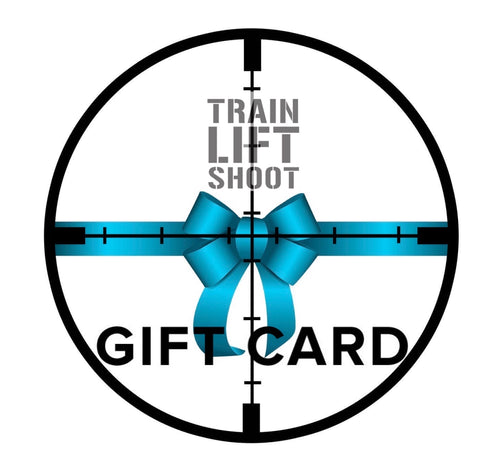 Train Lift Shoot e-Gift Card