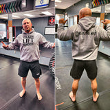 Train Lift Shoot - This is the Way (Grey) Hoodie - Men's & Women's