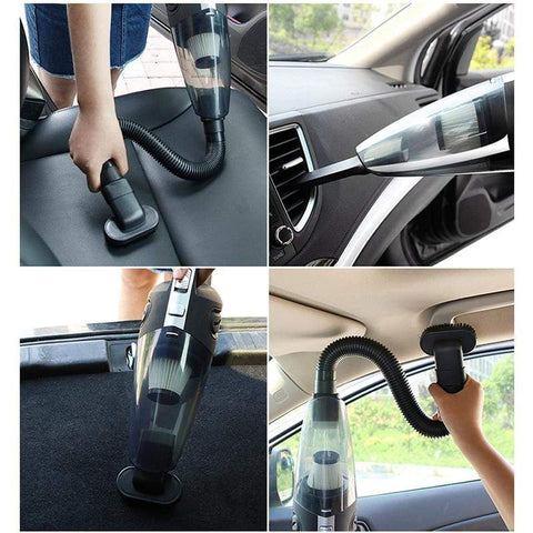 Cordless Car Vacuum Cleaner multiple cleaning option