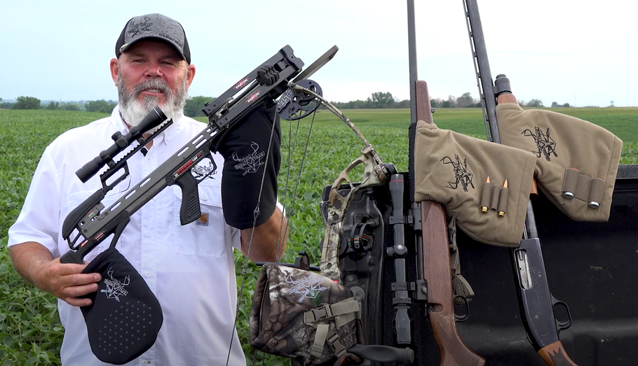 BETTER THE HUNT RELEASES PATENT-PENDING INSULATED CROSSBOW, RIFLE, SHOTGUN AND MULTI-MITTS