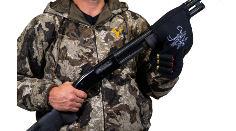 INSULATED SHOTGUN MITT