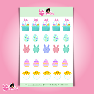 HMB SPRING SMALL ASSETS STICKER SHEET