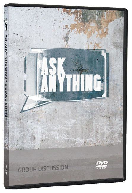 Ask Anything DVD