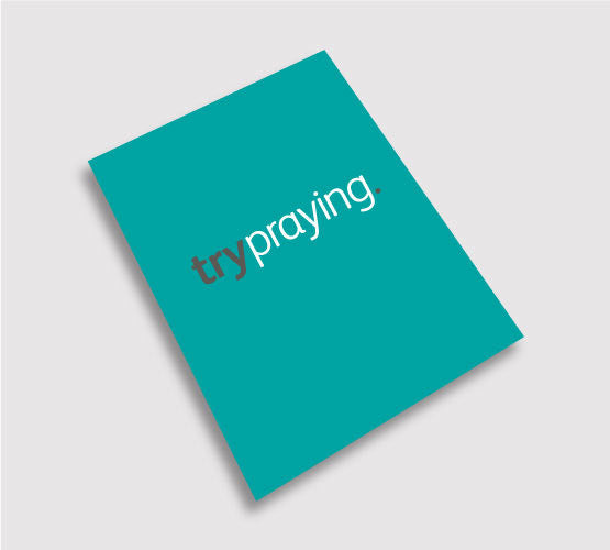Trypraying booklet
