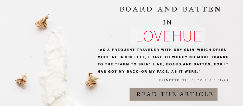 Board and Batten | Press