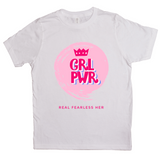 GRL Power T-Shirts (Youth Sizes)