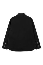 Load image into Gallery viewer, Black Bonne Longsleeve