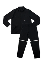 Load image into Gallery viewer, Patta x Bonne Nylon Suit with Zip-Off Pants