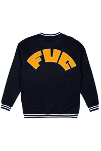 Navy FUC College Sweater