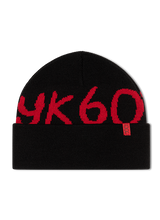 Load image into Gallery viewer, Black Z60 Beanie
