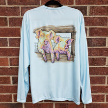 Load image into Gallery viewer, Ribbon Pigs Performance Shirt