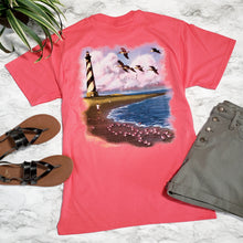 Load image into Gallery viewer, Cape Hatteras Lighthouse Tee