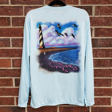 Load image into Gallery viewer, Cape Hatteras Lighthouse Performance Shirt