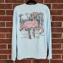 Load image into Gallery viewer, Ribbon Flamingos Performance Shirt
