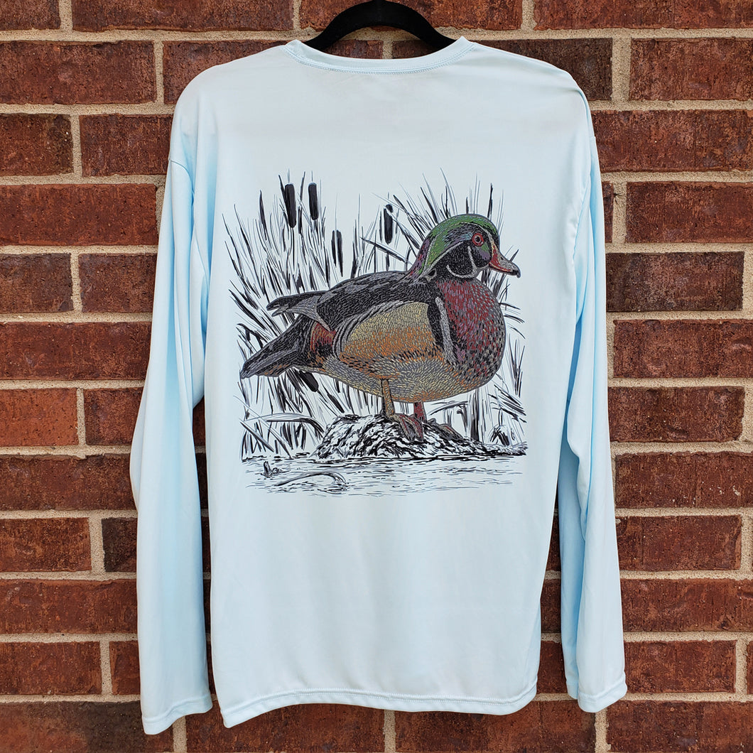 Ribbon Duck Performance Shirt