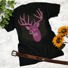 Load image into Gallery viewer, Ribbon Deer Tee