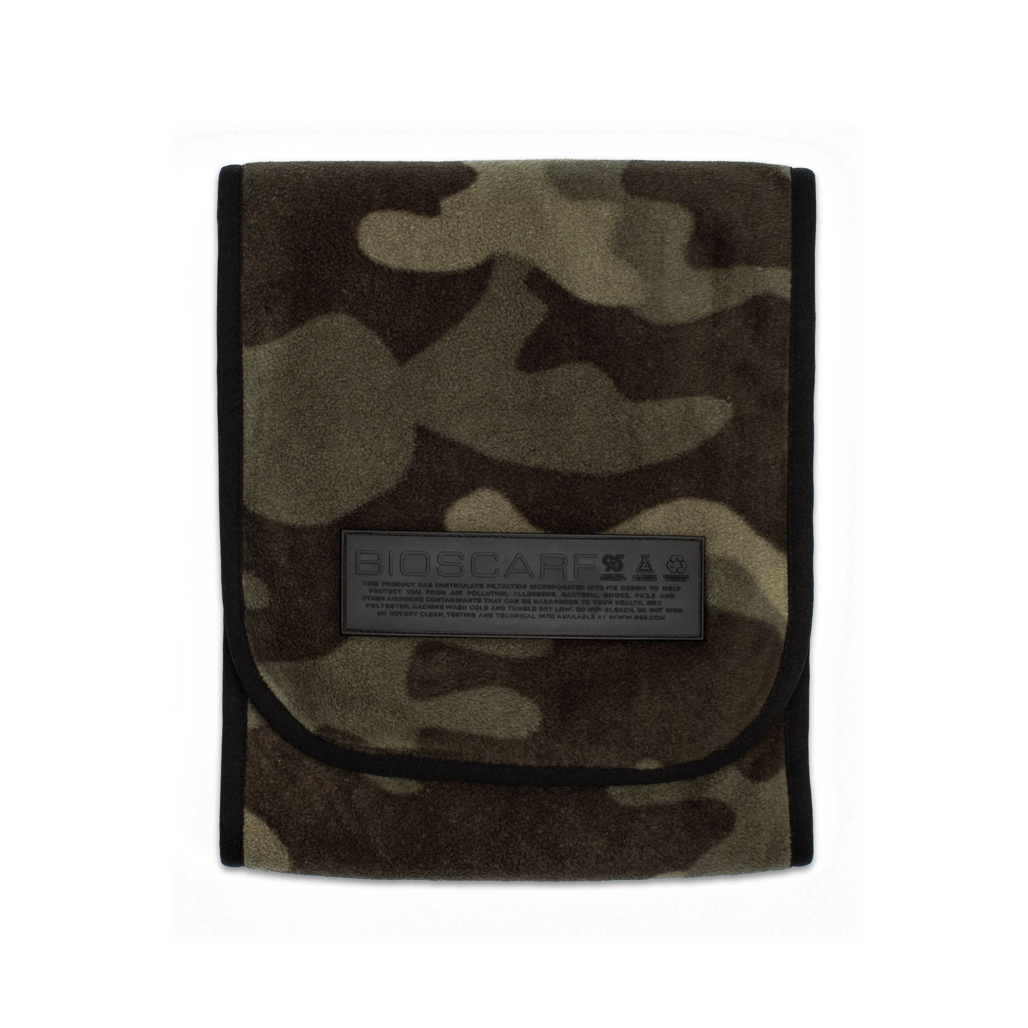 G95 Bioscarf Fleece Camo 1