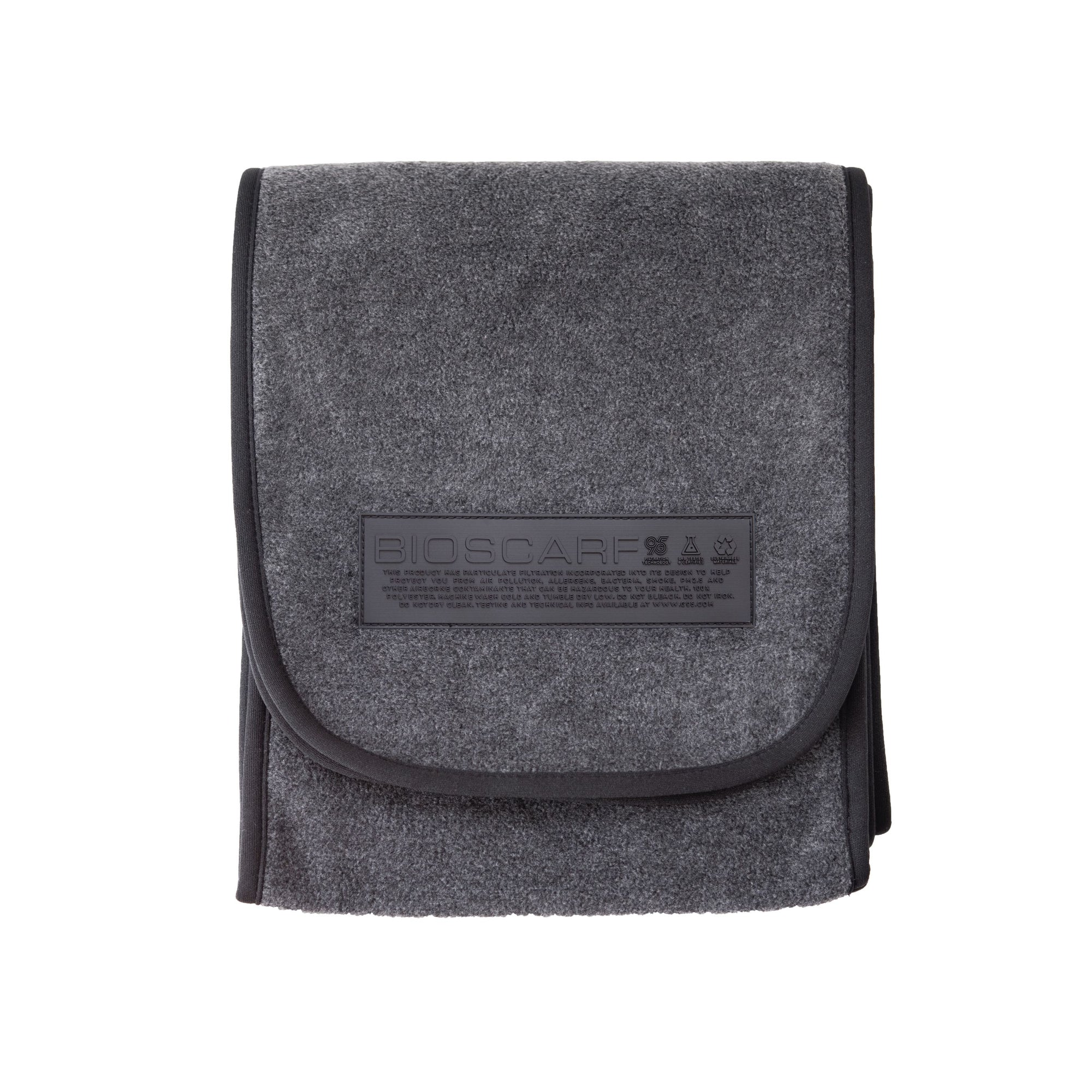 G95 Bioscarf Fleece Grey 1