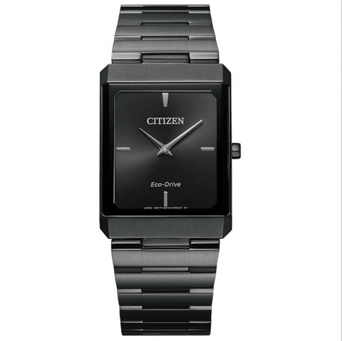 Citizen Eco-Drive Stiletto Black Watch