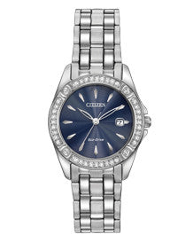 CITIZEN Silhouette Swarovski Crystal Watch