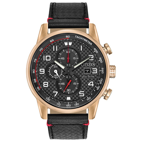 CITIZEN PRIMO Eco-Drive Chronograph WATCH