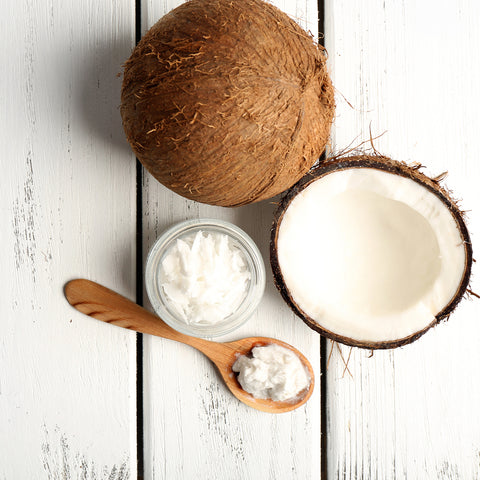 Coconut Oil | INFLOWSTYLE