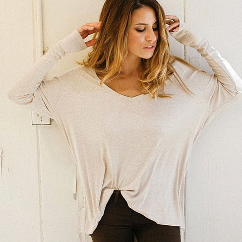 For Keeps V Neck | Inflowstyle