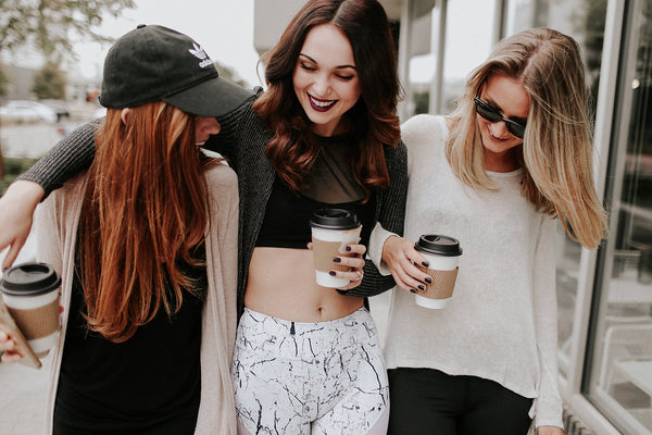 ATHLEISURE COFFEE DATE | INFLOWSTYLE