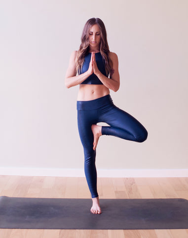 TREE POSE | INFLOWSTYLE