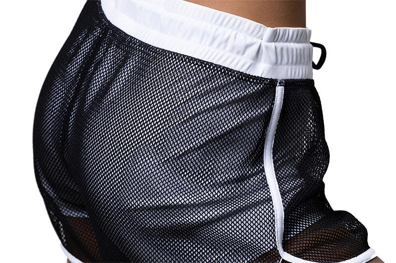 Mesh 2-in-1 Short - White - Onzie | INFLOWSTYLE