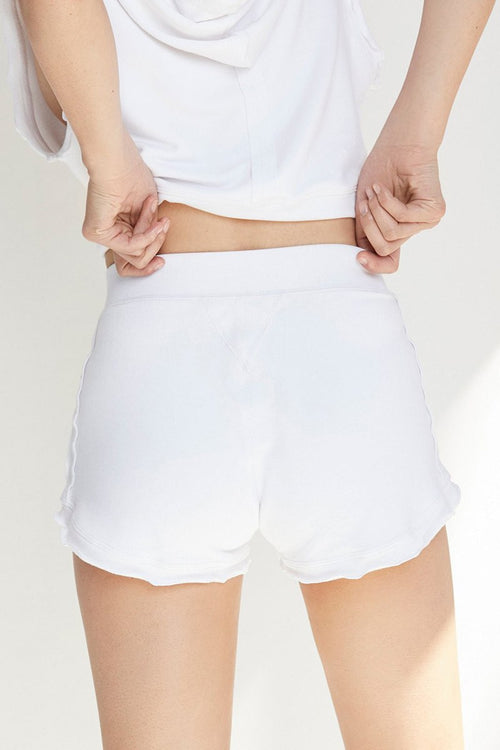 Whitewater Short - Ivory - Free People | INFLOWSTYLE