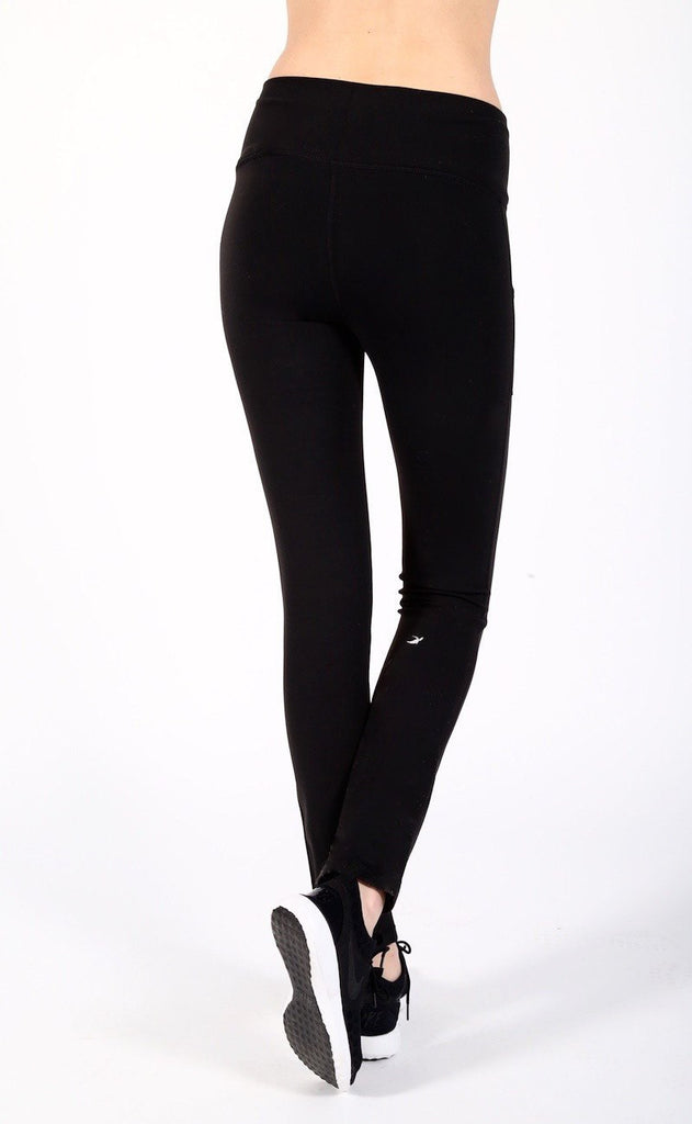 Uptown High Waisted Legging - INFLOWSTYLE  - 3