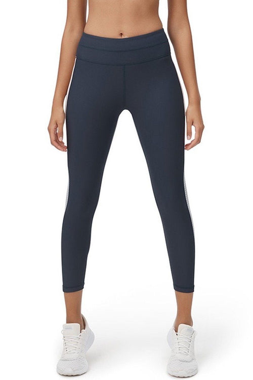 Blue Stone 7/8 Leggings - All Fenix | INFLOWSTYLE