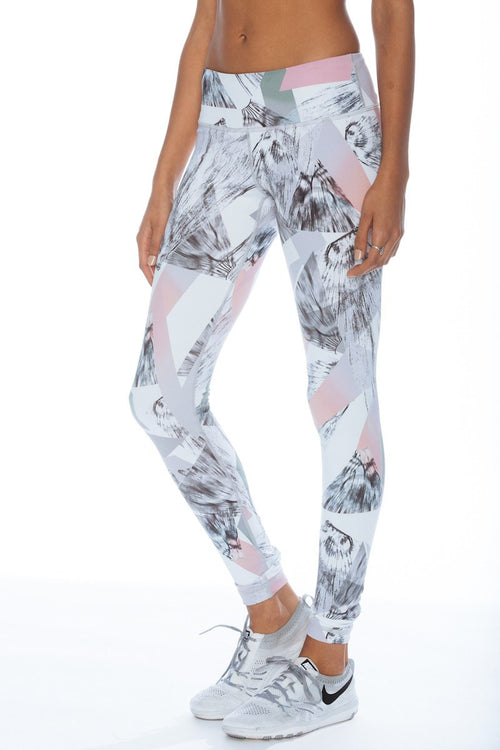 Printed Long Legging - Horizon - Vimmia | INFLOWSTYLE