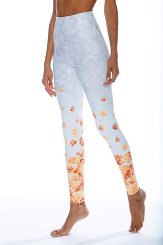 High Rise Graphic Legging - Varmala
