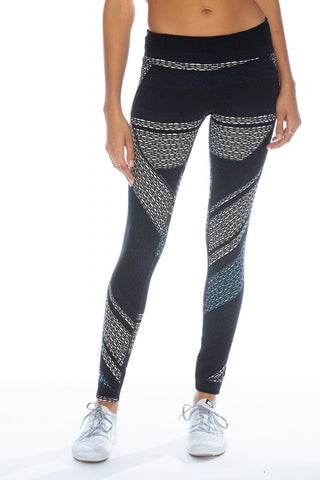 Adventure Legging - Navy