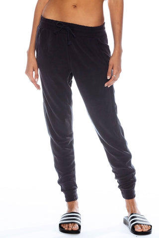 Back Into It Jogger - Black