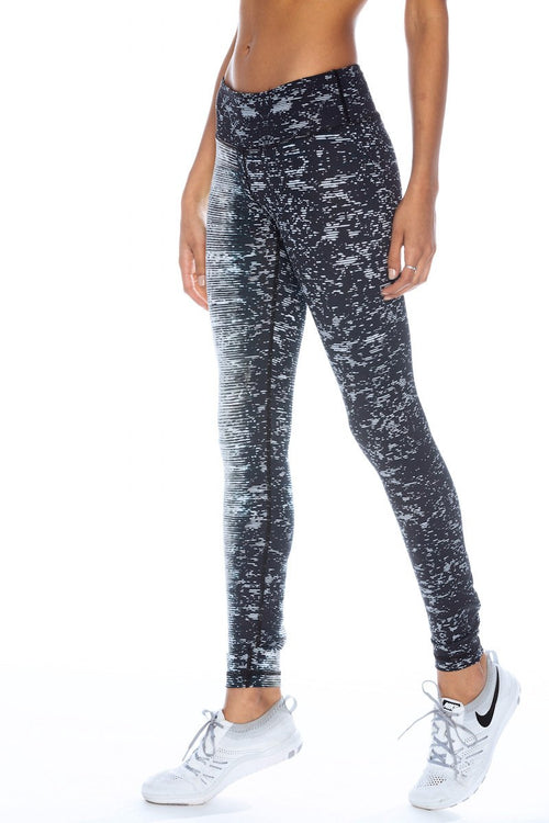 Printed Core Pant - Mirage - Vimmia | INFLOWSTYLE