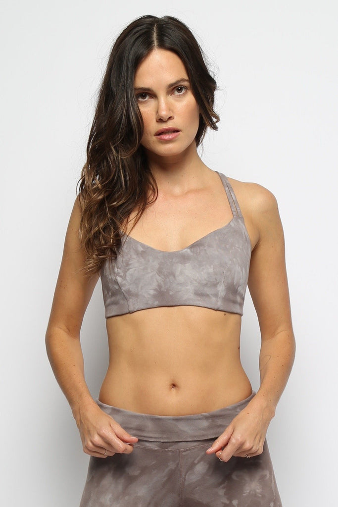 Main Bralette - Cloud - INFLOWSTYLE  - 1